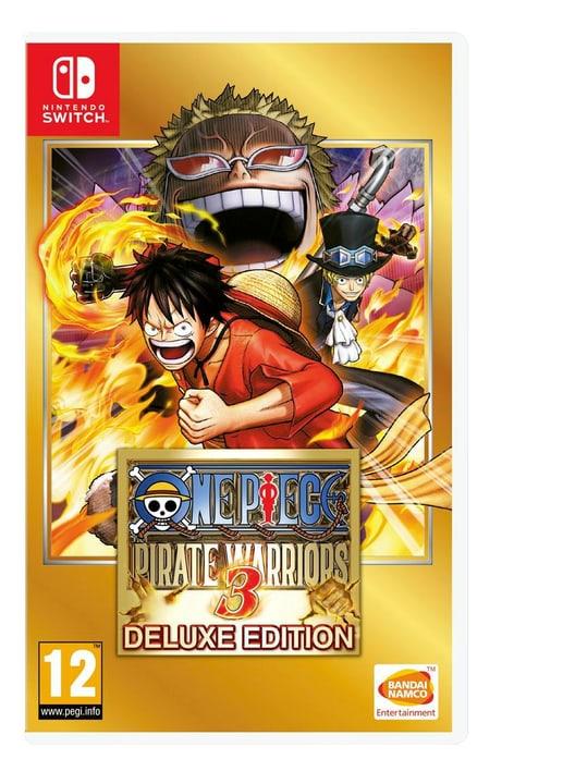 Switch - One Piece: Pirate Warriors 3 (F) Box 785300132969 N. figura 1