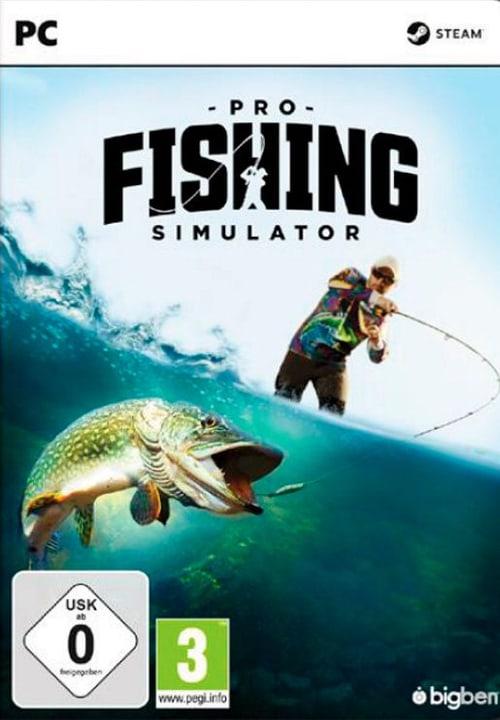 PC - Pro Fishing Simulator (D/F) Box 785300138857 Photo no. 1