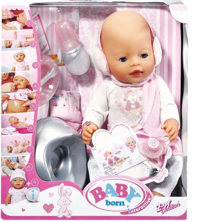 W13 BABY BORN INTERACTIVE WINTER EDITION Zapf 74647910000013 Bild Nr. 1