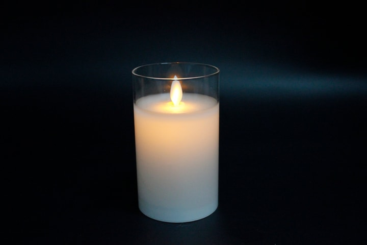 XMAS LED Kerze 444891600000 Bild Nr. 1