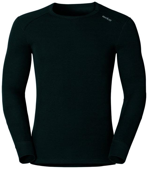 Warm Herren-Langarmshirt Odlo 477005600320 Farbe schwarz Grösse S Bild-Nr. 1