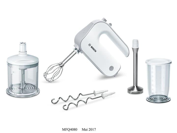 Sbattitore ad immersione bianco / argento MFQ4080 Sbattitore ad immersione Bosch 785300134805 N. figura 1