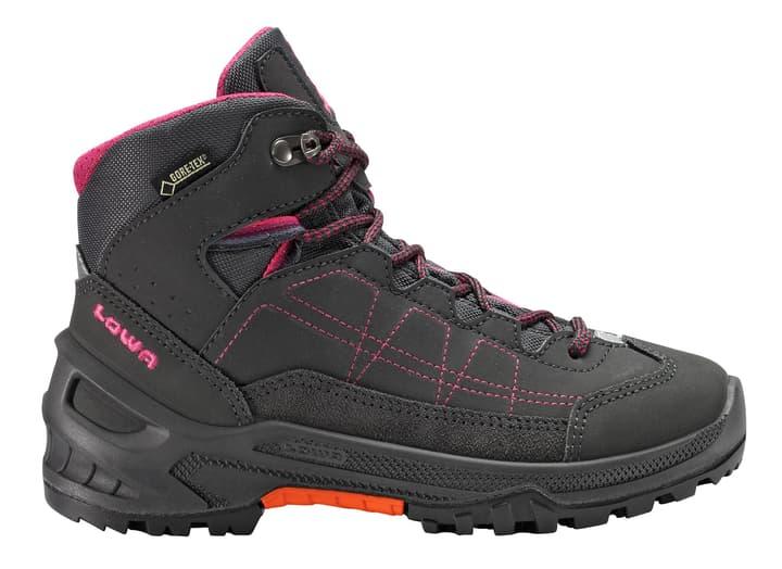 Approach GTX Mid Chaussures de randonnée pour enfant Lowa 460834725080 Couleur gris Taille 25 Photo no. 1