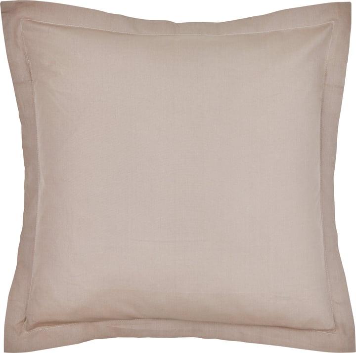 LUISA Fodera per cuscino decorativo 450725540069 Colore Talpa Dimensioni L: 40.0 cm x A: 40.0 cm N. figura 1