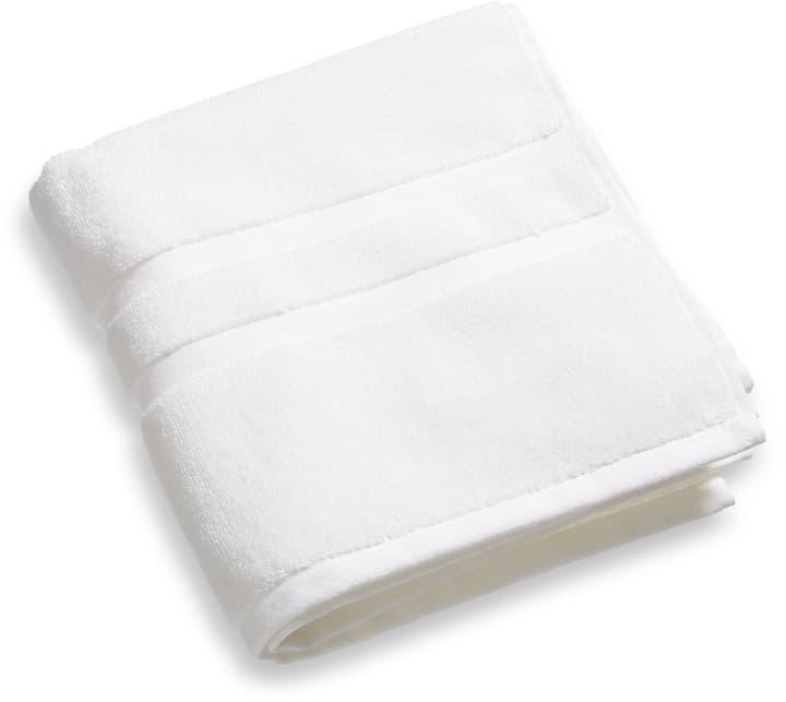 MANUEL Linge de bain 450864820610 Couleur Blanc Dimensions L: 100.0 cm x H: 150.0 cm Photo no. 1