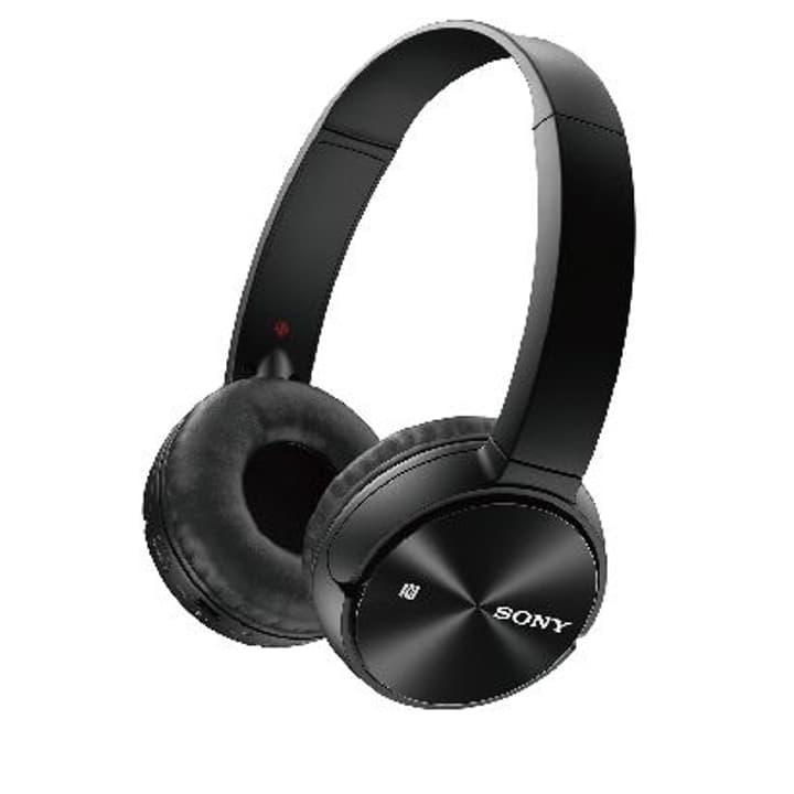 MDR-ZX330BT Bluetooth Bügelkopfhörer schwarz Kopfhörer Sony 772768300000 Bild Nr. 1