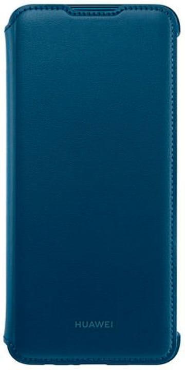 Book-Cover PU Case blue Coque Huawei 785300145940 Photo no. 1