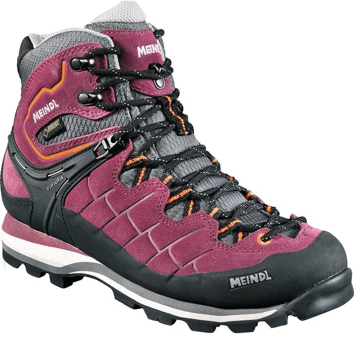 Litepeak GTX Chaussures de trekking pour femme Meindl 465510237517 Couleur framboise Taille 37.5 Photo no. 1