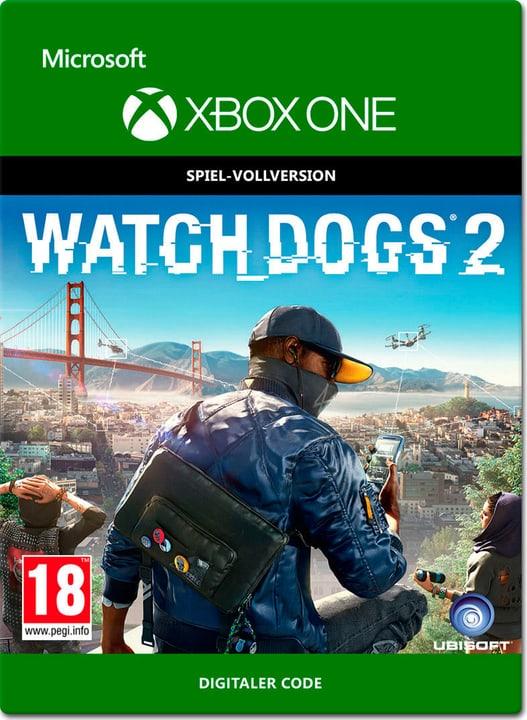 Xbox One - Watch Dogs 2 Digital (ESD) 785300137310 N. figura 1