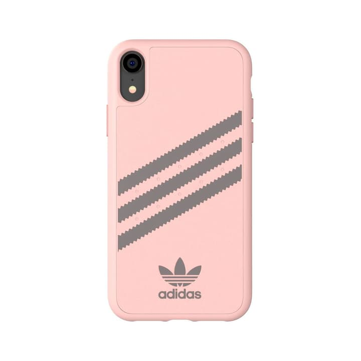 Moulded Case PU SUEDE color rosa Custodia Adidas Originals 785300139770 N. figura 1