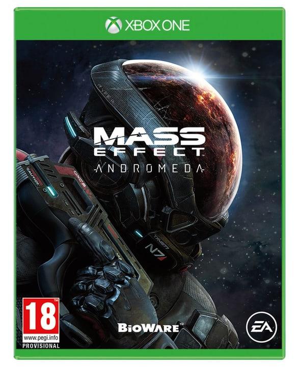 Xbox One - Mass Effect - Andromeda Physisch (Box) 785300121653 Bild Nr. 1