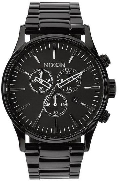 Sentry Chrono All Black 42 mm Montre bracelet Nixon 785300136972 Photo no. 1