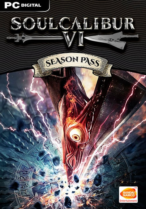 PC - Soul Calibur VI Season Pass Download (ESD) 785300140328 Photo no. 1