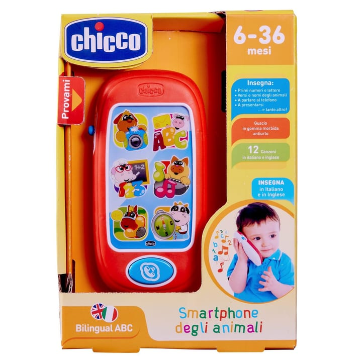 ABC Animal Smartphone (I) Chicco 746381690200 Langue Italien Photo no. 1