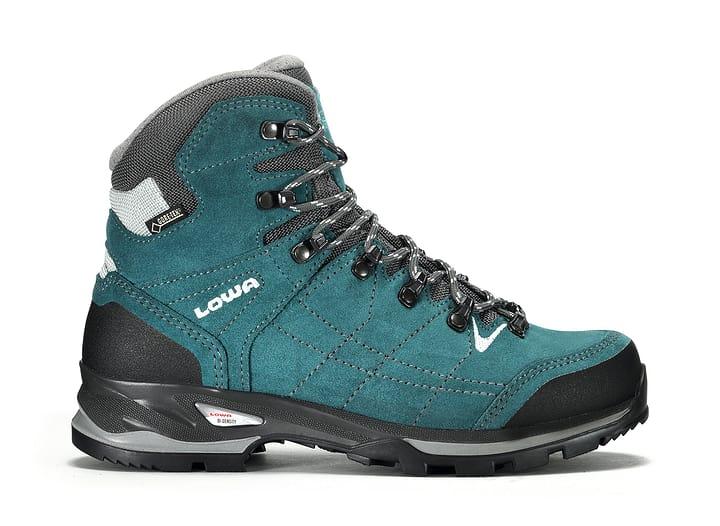 Vantage GTX Mid Ladies Chaussures de trekking pour femme Lowa 460819638065 Couleur petrol Taille 38 Photo no. 1