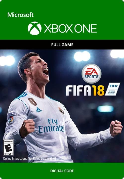 Xbox One - FIFA 18 Digitale (ESD) 785300136719 N. figura 1