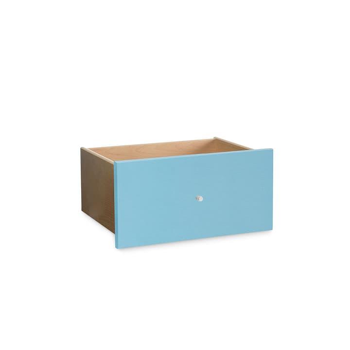 VIDO 2er Set Schubladen klein 362011075105 Grösse B: 37.0 cm x T: 37.0 cm x H: 33.0 cm Farbe Hellblau Bild Nr. 1