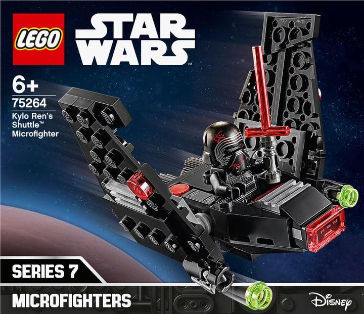 LEGO 75264 Kylo Rens Shuttle Microfighter 748729900000 Bild Nr. 1