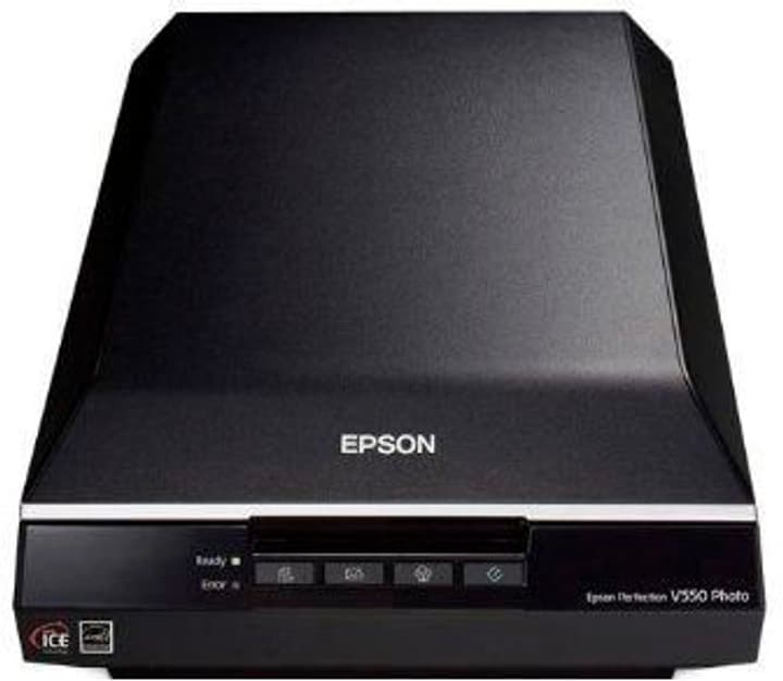 PerfectV550 Scanner photo LED Scanner Epson 785300127582 Photo no. 1