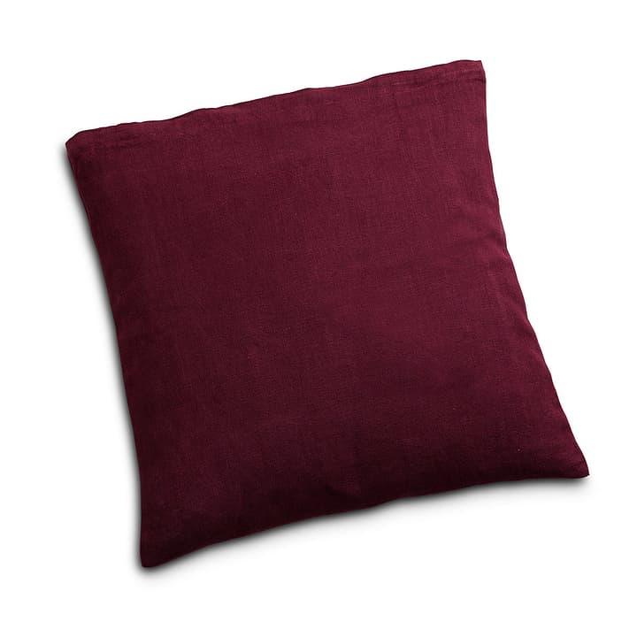 LILJA Zierkissen 50x50 378081000000 Farbe Bordeaux Grösse B: 50.0 cm x T: 50.0 cm Bild Nr. 1