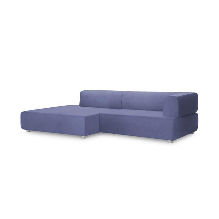 JOKO Sunshine Divano ad angolo rec/2p 360105800000 Colore Blu scuro Dimensioni L: 262.0 cm x P: 145.0 cm x A: 67.0 cm N. figura 1