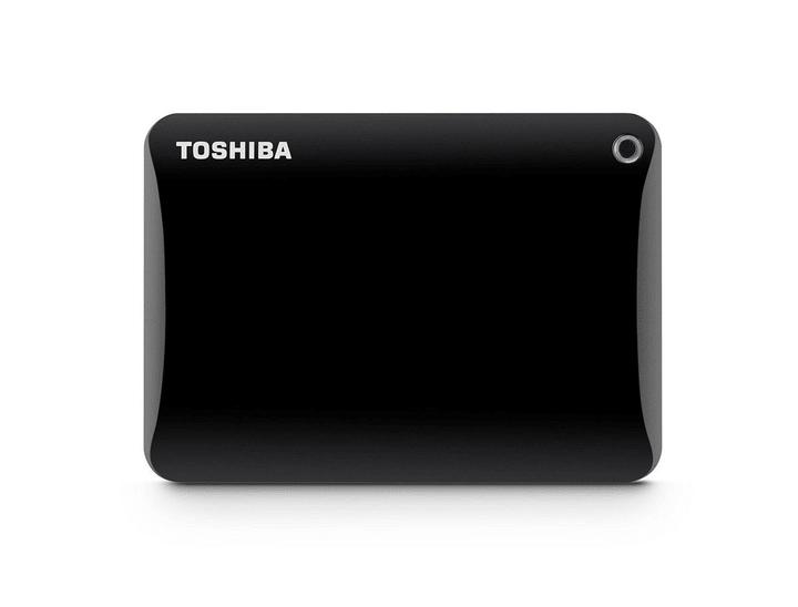 HDD Canvio Connect II 2TB noir Toshiba 785300123387 Photo no. 1