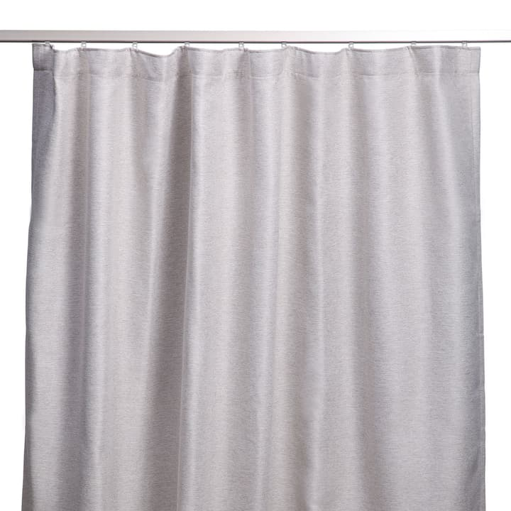 GADAR Verdunklungs-Fertigvorhang 372040400000 Farbe Grau Grösse B: 140.0 cm x H: 250.0 cm Bild Nr. 1
