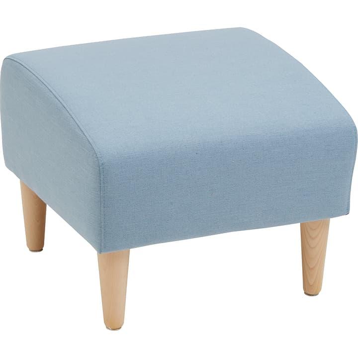 BRAHMS Poggiapiedi 402462608042 Dimensioni L: 48.0 cm x P: 48.0 cm x A: 38.0 cm Colore Blu medio N. figura 1