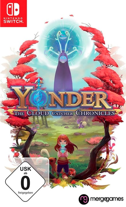 Switch - Yonder: The Cloud Catcher (D) 785300135216 N. figura 1