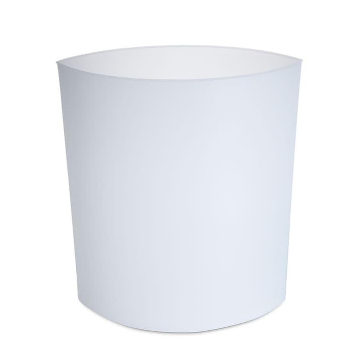 LIP Corbeille à papier 386044000000 Dimensions L: 36.0 cm x P: 20.0 cm x H: 43.0 cm Couleur Blanc Photo no. 1