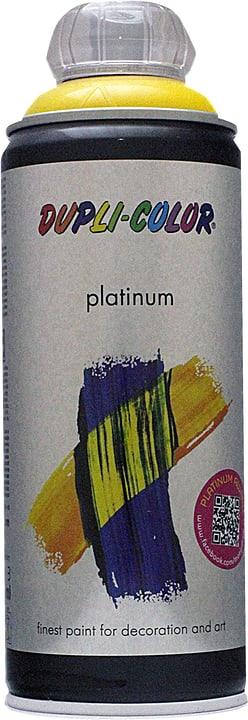 Peinture en aérosol Platinum brillante Dupli-Color 660834800000 Couleur Jaune signalisation Contenu 400.0 ml Photo no. 1
