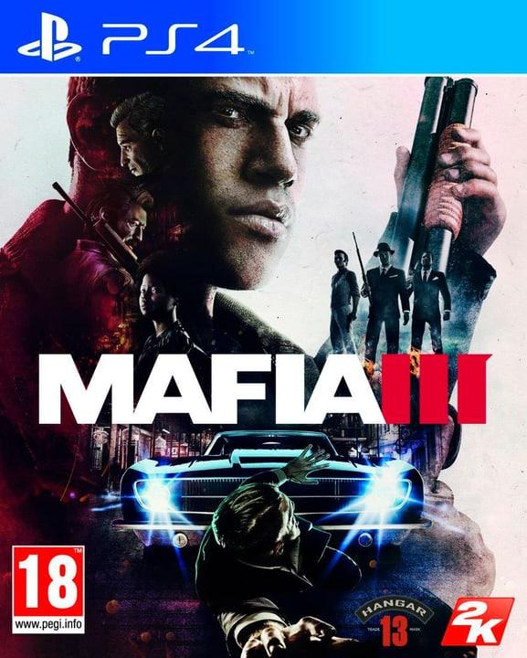 PS4 - Mafia 3 Box 785300121040 Photo no. 1