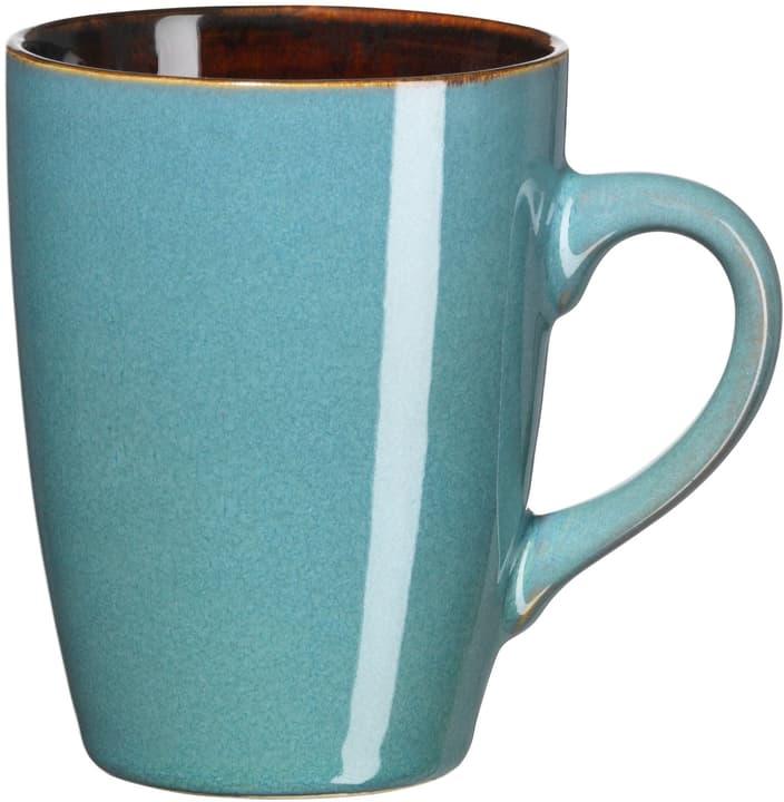 SOLINE Tasse 440308500040 Farbe Blau Grösse B: 11.5 cm x T: 8.3 cm x H: 10.8 cm Bild Nr. 1