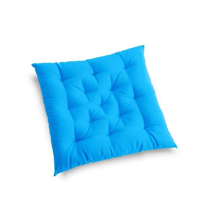 TABORA Coussin d'assise 378036400000 Dimensions L: 40.0 cm x P: 40.0 cm Couleur Turquoise Photo no. 1