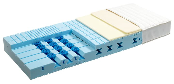 PREMIOTOP IV soft Matratze bico FG0000000006 Breite 80.0 cm Länge 200.0 cm Bild Nr. 1