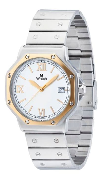 KING bicolor Armbanduhr Montre M Watch 760717400000 Photo no. 1
