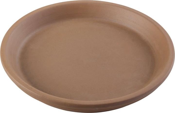 Soucoupe en argile Deroma 659531900000 Taille ø: 25.0 cm x H: 3.3 cm Photo no. 1