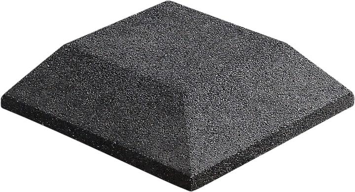 Elemento cuneiforme d'angolo antracite 25x25 cm 647110800000 Colore Antracite Taglio L: 25.0 cm x P: 25.0 cm x A: 4.5 cm N. figura 1