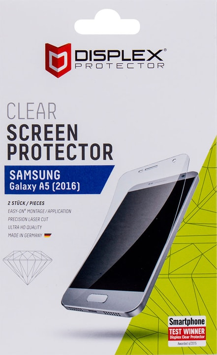 Protector Galaxy A5 (2016) Displex 798052900000 Photo no. 1