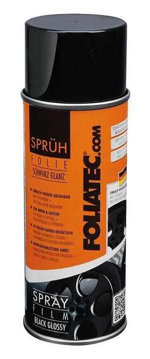 Pellicola Spray nero luci. 400ml Spray per cerchioni FOLIATEC 620283300000 N. figura 1