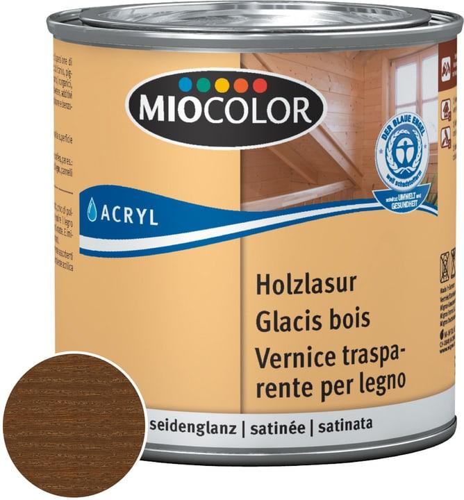 Acryl Vernice trasparente per legno Noce 375 ml Miocolor 676775400000 Colore Noce Contenuto 375.0 ml N. figura 1
