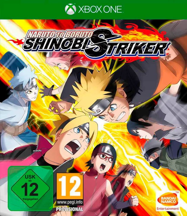 Xbox One - Naruto to Boruto: Shinobi Striker Box 785300136724 Photo no. 1