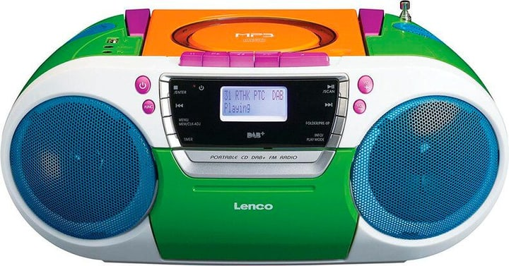 SCD-681 CD-Radio Lenco 785300148668 Bild Nr. 1