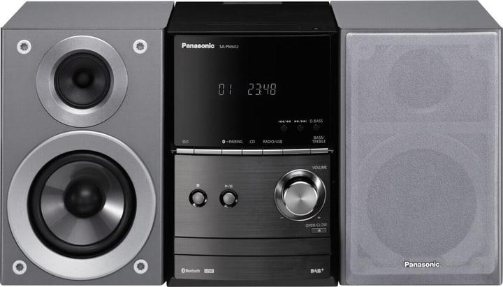 SC-PM602EG-S Micro HiFi System Panasonic 772144800000 Bild Nr. 1