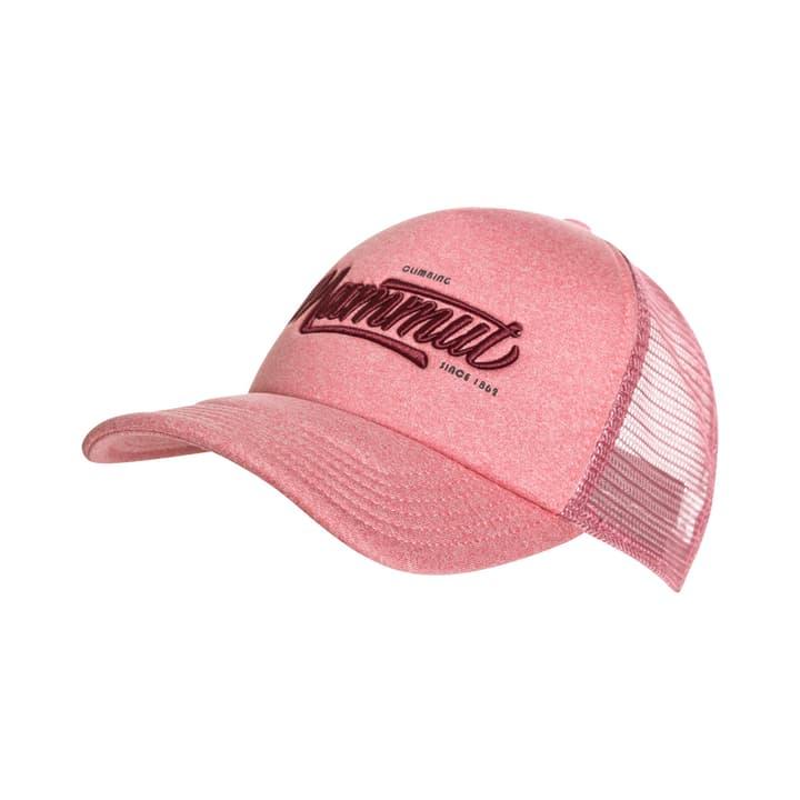 Crag Cap pour femme Mammut 462779701338 Couleur rose Taille S/M Photo no. 1