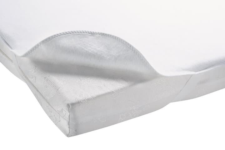 NINO Alése protége-matelas 451022231810 Couleur Blanc Dimensions L: 70.0 cm x P: 140.0 cm x H:  Photo no. 1