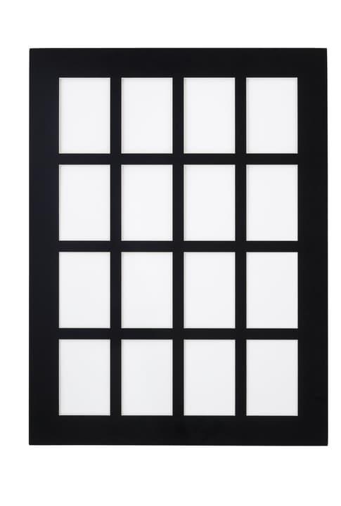 ANTATOL Passepartout 439005106020 Farbe Schwarz Grösse B: 60.0 cm x T: 0.1 cm x H: 80.0 cm Bild Nr. 1