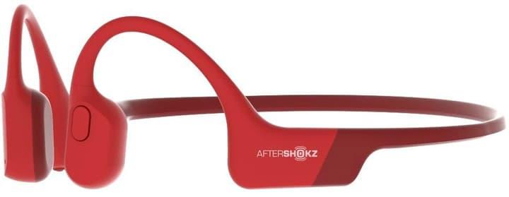 Aeropex - Bone Conduction - Solar Red Casque Open-Ear AFTERSHOKZ 785300146302 Photo no. 1
