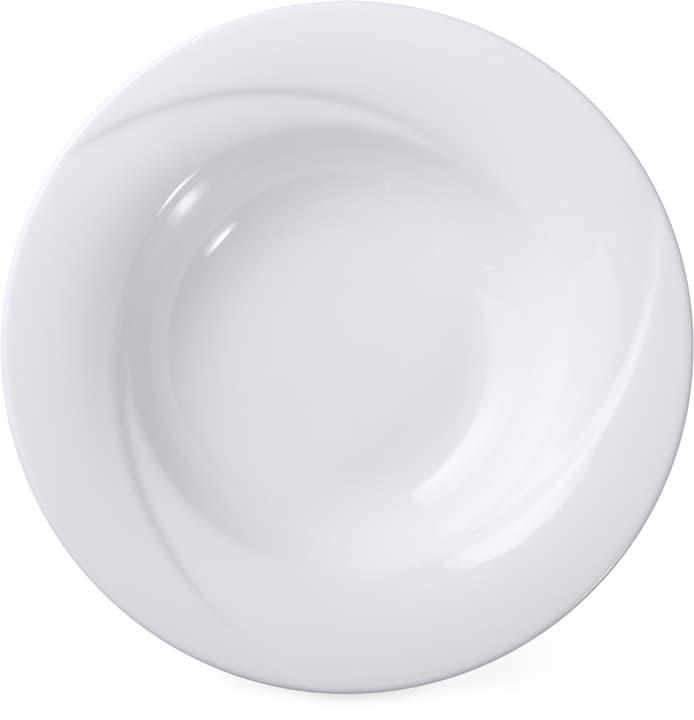 NIKITA Assiette creuse Cucina & Tavola 700158800003 Couleur Blanc Photo no. 1