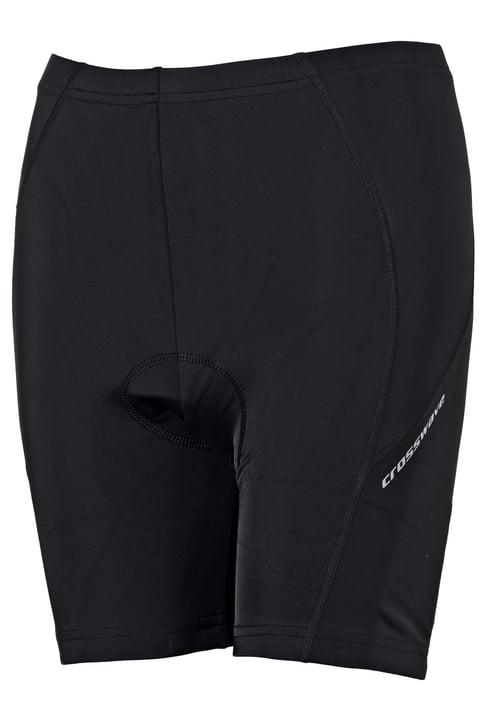 Cuissard pour femme Crosswave 461318403620 Couleur noir Taille 36 Photo no. 1